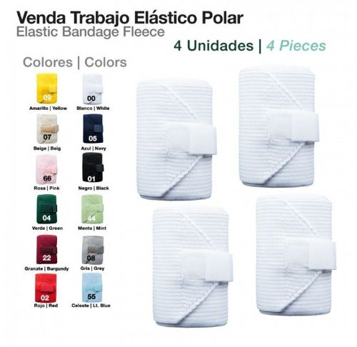 Polar exercise bandages